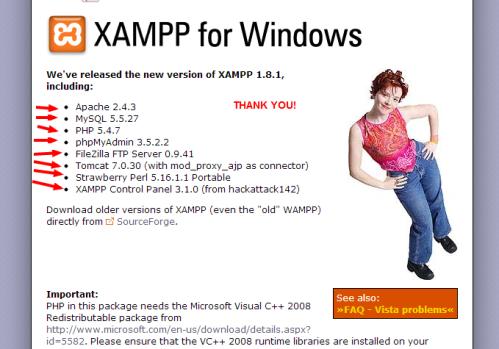 page3xampp