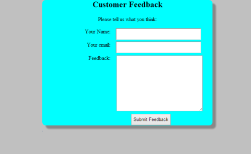 feedbackone