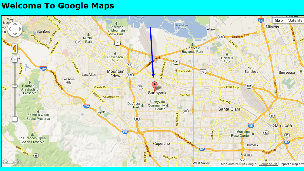 Programming With Google Maps APIs - Part V